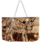 Donkey Daze Weekender Tote Bag