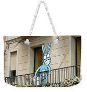 Donkey In The Placa Weekender Tote Bag