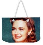 Donna Reed By John Springfield Weekender Tote Bag