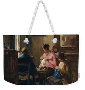 Donne Che Cuciono Weekender Tote Bag