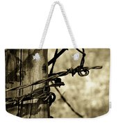 Don't Fence Me In 2 Weekender Tote Bag