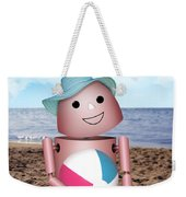 Don't Forget The Sunscreen Weekender Tote Bag