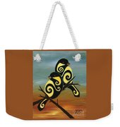Don't Keep Your Music Inside II Weekender Tote Bag