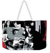 Dont Look Back Weekender Tote Bag