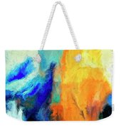 Don't Look Down Weekender Tote Bag