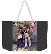Don't Read American History- Make It Weekender Tote Bag