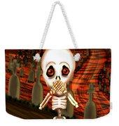 Don't Scream Weekender Tote Bag