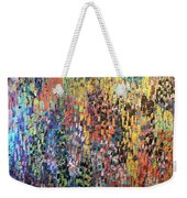 Don't Stop Be Leafin Weekender Tote Bag