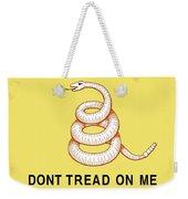 Don't Tread On Me Weekender Tote Bag