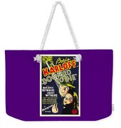 Doomed To Die Weekender Tote Bag