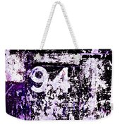 Door 94 Perception Weekender Tote Bag by Bob Orsillo