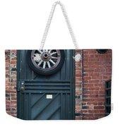 Door And Wheel Weekender Tote Bag
