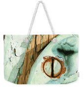 Door Handle Weekender Tote Bag