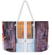 Door No. 2 Weekender Tote Bag