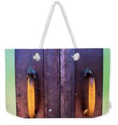 Door No. 3 Weekender Tote Bag
