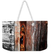 Door To The Past Weekender Tote Bag