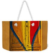 Door With Heart Weekender Tote Bag by Joana Kruse