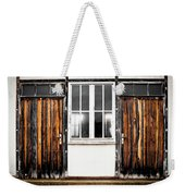 Doors Of Dachau Weekender Tote Bag