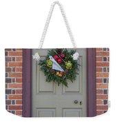 Doors Of Williamsburg 106 Weekender Tote Bag