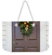 Doors Of Williamsburg 107 Weekender Tote Bag