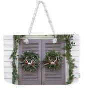 Doors Of Williamsburg 52 Weekender Tote Bag