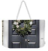 Doors Of Williamsburg 64 Weekender Tote Bag