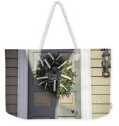 Doors Of Williamsburg 65 Weekender Tote Bag
