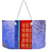 Doorway 6 Weekender Tote Bag