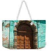 Doorway Quezaltenango Guatemala 1 Weekender Tote Bag
