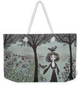 Ninas Garden Weekender Tote Bag
