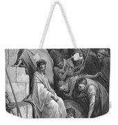 Dore: Christ Mocked Weekender Tote Bag by Granger