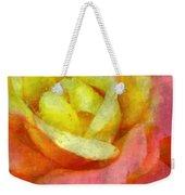 Dorie's Rose Weekender Tote Bag