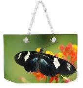Doris Butterfly Weekender Tote Bag