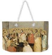 Dormition Of The Virgin Weekender Tote Bag