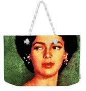 Dorothy Dandridge, Vintage Hollywood Legend Weekender Tote Bag