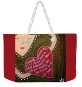 Dorothy Day Weekender Tote Bag