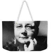 Dorothy L Sayers Weekender Tote Bag