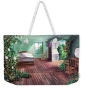 Dorothy's House After The Passage Of Time Weekender Tote Bag