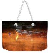 Dory In Orange Mist Weekender Tote Bag