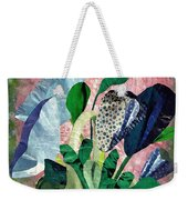 Dot Bouquet Weekender Tote Bag