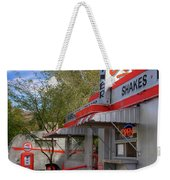 Dot's Diner In Bisbee Weekender Tote Bag