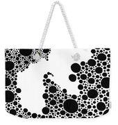 Dots Or Spots? Weekender Tote Bag