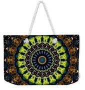 Dotted Wishes No. 3 Kaleidoscope Weekender Tote Bag