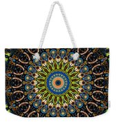 Dotted Wishes No. 4 Kaleidoscope Weekender Tote Bag