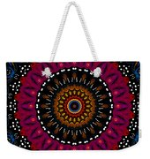 Dotted Wishes No. 5 Kaleidoscope Weekender Tote Bag