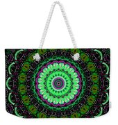 Dotted Wishes No. 6 Kaleidoscope Weekender Tote Bag