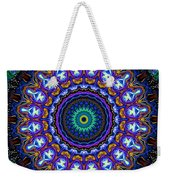Dotted Wishes No. 7 Kaleidoscope Weekender Tote Bag