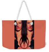 Double Agent Weekender Tote Bag