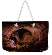 Double Arch Night Weekender Tote Bag