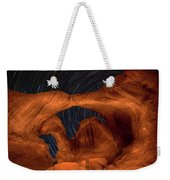 Double Arch Star Trails Weekender Tote Bag